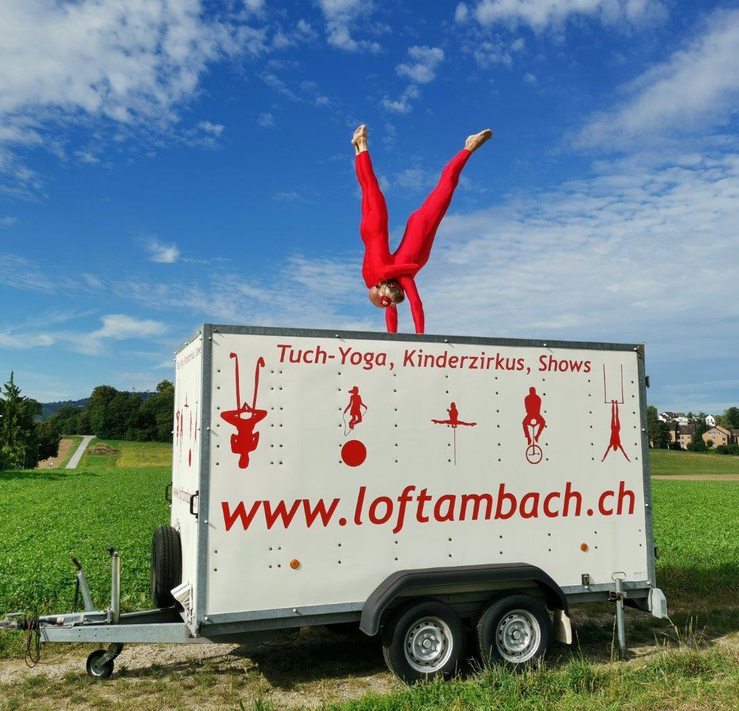 AcroYoga Loft am Bach Dietlikon Zürich
