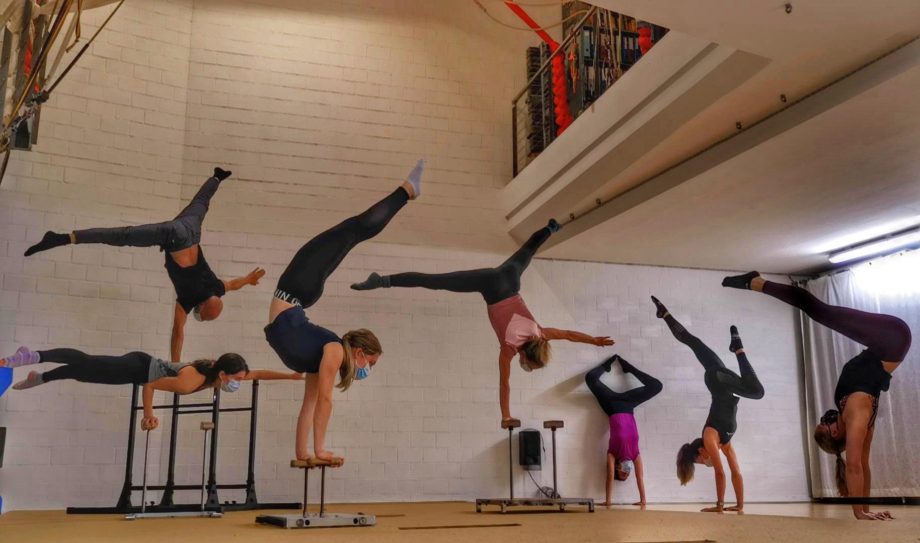 Handstand-Academy