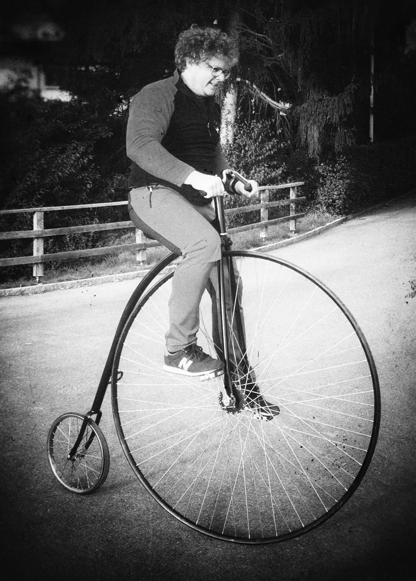 Historisches Rad, Hochrad, Loft am Bach, Dietlikon Zürich